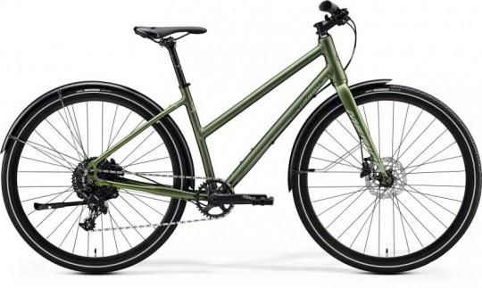 Женский велосипед Merida Crossway Urban 300 Lady (2020)
