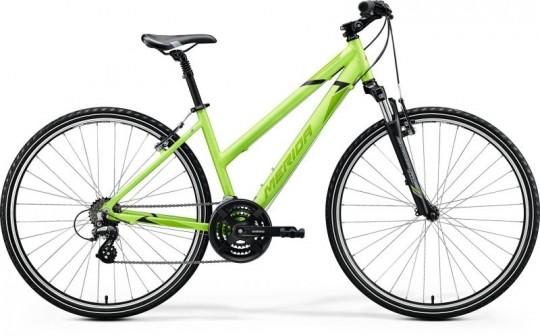 Женский велосипед Merida Crossway L 10-V Lady (2020)
