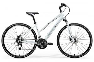 Женский велосипед Merida Crossway 40-D Lady (2018)