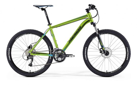 Велосипед горный Merida Matts 6.40-D (2016)
