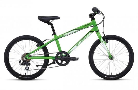 Детский велосипед Specialized Hotrock 20 6sp Street Boys (2015)
