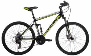 Stern двухподвесные велосипеды
