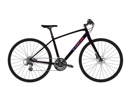 Дорожный велосипед Trek FX 3 WSD Disc (2020)