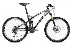 Велосипед Trek Top Fuel 8 (2011)